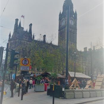 St James Square, Manchester City Centre