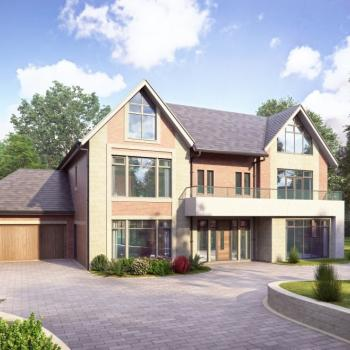 Burnthwaite Bespoke luxury homes, Lostock Bolton.